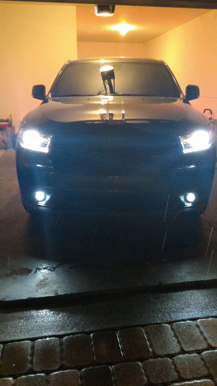Led replacement bulbs for fog lights and window tint for Window net lights
